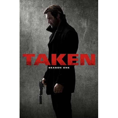 Taken - Sesong 1 (UK-import) (DVD)