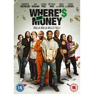 Produktbilde for Where's The Money (UK-import) (DVD)