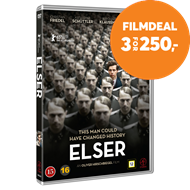 Produktbilde for Elser (DVD)
