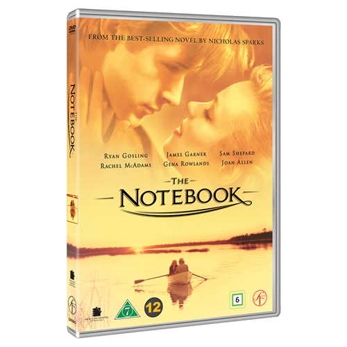 Dagboken / The Notebook (DVD)