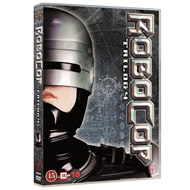 Produktbilde for Robocop Trilogy (DVD)
