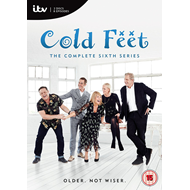 Kalde Føtter / Cold Feet - Sesong 6 (UK-import) (DVD)