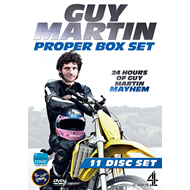 Guy Martin: Proper Box Set (UK-import) (DVD)
