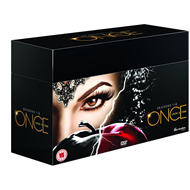 Once Upon A Time - Sesong 1-6 (UK-import) (DVD)
