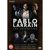 The Pablo Larraín: The Collection (UK-import) (DVD)