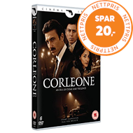 Produktbilde for Corleone: The Complete Series (UK-import) (DVD)