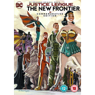 Justice League: The New Frontier (UK-import) (DVD)