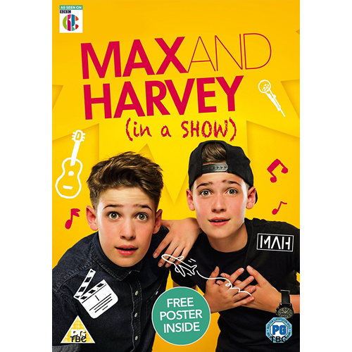 Max And Harvey (In A Show) (UK-import) (DVD)