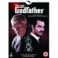 The Last Godfather (UK-import) (DVD)