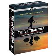The Vietnam War - A Film By Ken Burns & Lynn Novick (UK-import) (DVD)