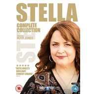Stella: Complete Collection (UK-import) (DVD)