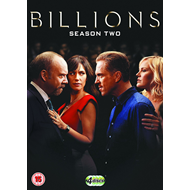 Billions - Sesong 2 (UK-import) (DVD)