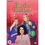 Produktbilde for Birds Of A Feather: The Christmas Collection (UK-import) (DVD)
