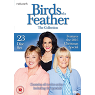 Produktbilde for Birds Of A Feather: The Collection (UK-import) (DVD)