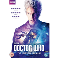 Doctor Who - Sesong 10 (Part 1 & 2) (UK-import) (DVD)