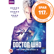 Produktbilde for Doctor Who - Sesong 10 (Part 1 & 2) (UK-import) (DVD)