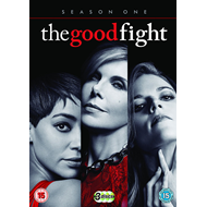 The Good Fight - Sesong 1 (UK-import) (DVD)