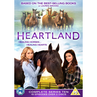 Heartland - Sesong 10 (UK-import) (DVD)