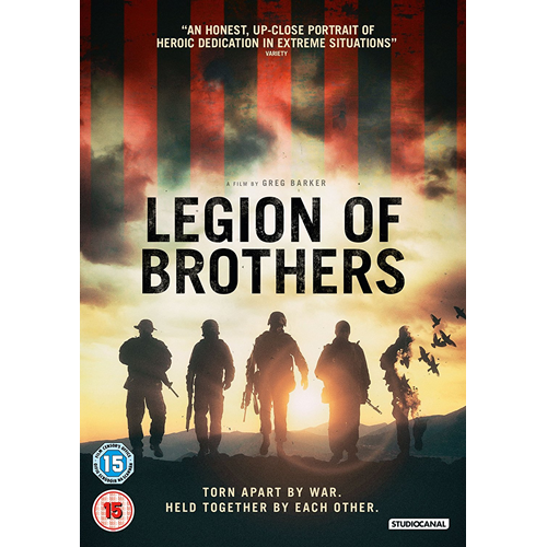 Legion Of Brothers (UK-import) (DVD)