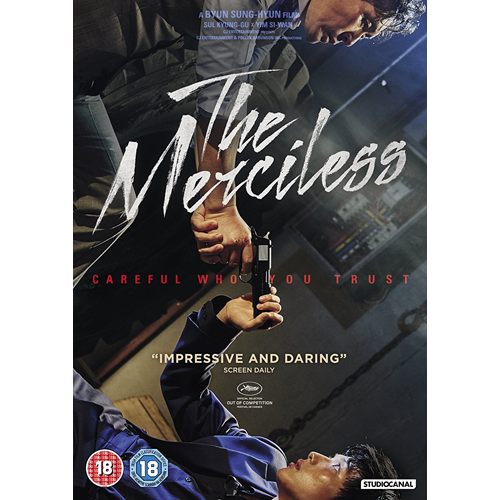 The Merciless (UK-import) (DVD)