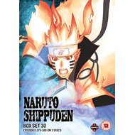 Produktbilde for Naruto - Shippuden: Collection - Volume 30 (UK-import) (DVD)