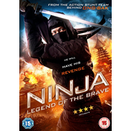 Ninja - Legend Of The Brave (UK-import) (DVD)