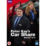 Peter Kay's Car Share - Sesong 1 & 2 (UK-import) (DVD)