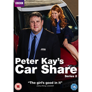 Peter Kay's Car Share - Sesong 2 (UK-import) (DVD)