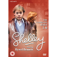 Shelley - Sesong 1-6 (UK-import) (DVD)