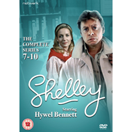 Shelley - Sesong 7-10 (UK-import) (DVD)