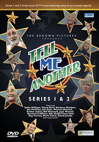 Tell Me Another - Sesong 1 & 2 (UK-import) (DVD)