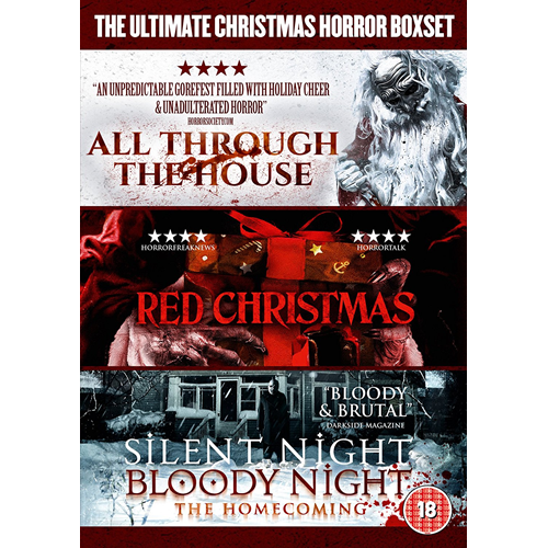 The Ultimate Christmas Horror Collection (UK-import) (DVD)