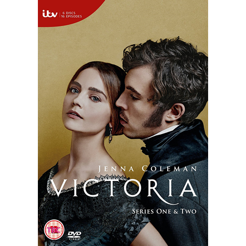 Victoria - Sesong 1-2 (UK-import) (DVD)