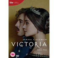 Victoria - Sesong 2 (UK-import) (DVD)