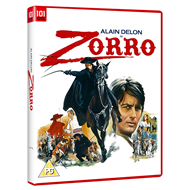 Zorro (UK-import) (Blu-ray + DVD)