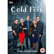 Kalde Føtter / Cold Feet - Sesong 7 (UK-import) (DVD)