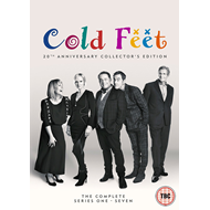 Kalde Føtter / Cold Feet - Sesong 1-7 (UK-import) (DVD)