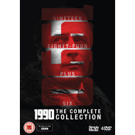 1990: The Complete Collection (UK-import) (DVD)