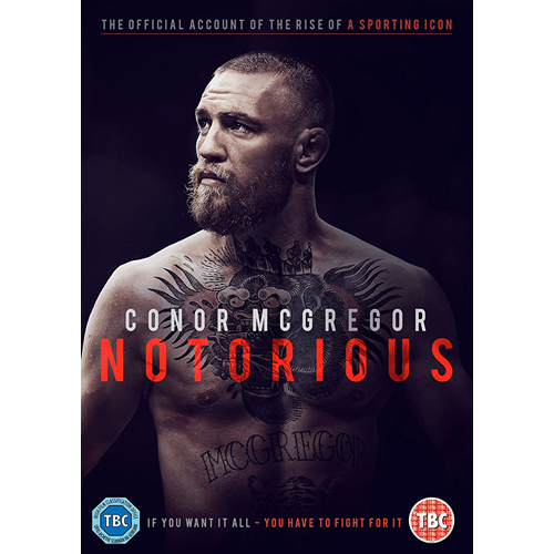 Conor Mcgregor: Notorious (UK-import) (DVD)