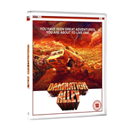 Damnation Alley (UK-import) (Blu-ray + DVD)