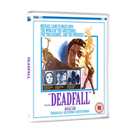 Produktbilde for Deadfall (UK-import) (Blu-ray + DVD)