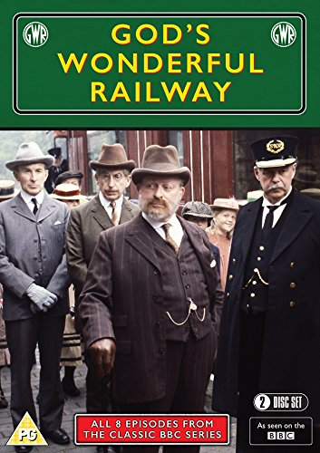 God's Wonderful Railway - The Complete Series (UK-import) (DVD)