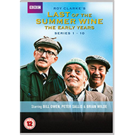 Last Of The Summer Wine - Sesong 1-10 - The Early Years (UK-import) (DVD)