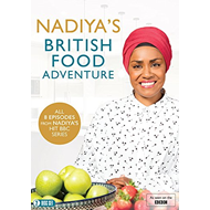 Nadiya's British Food Adventures (UK-import) (DVD)