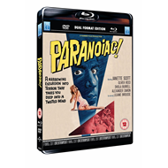 Paranoiac (UK-import) (Blu-ray + DVD)