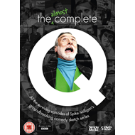 Q. - The Almost Complete Q (UK-import) (DVD)