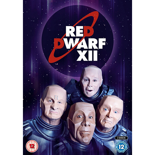 Red Dwarf XII / Red Dwarf 12 (UK-import) (DVD)