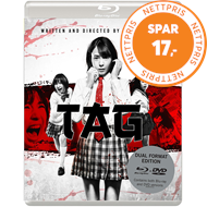 Tag (UK-import) (Blu-ray + DVD)