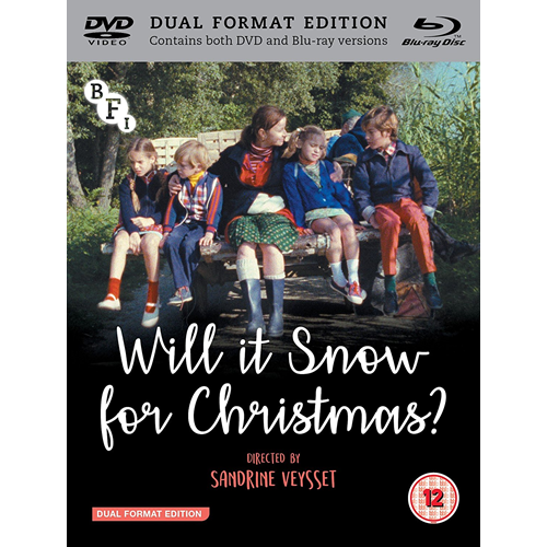 Will It Snow For Christmas? (UK-import) (DVD + Blu-ray)