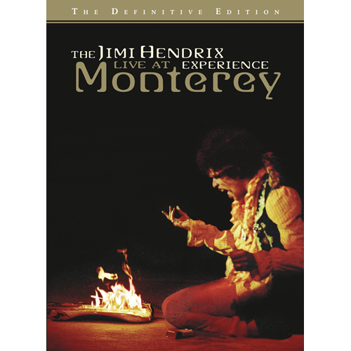 The Jimi Hendrix Experience - American Landing: Live At Monterey (DVD)